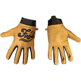 FUSE Omega Cafe Gloves, brązowy